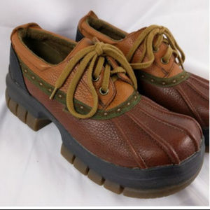 Report Alpine Chunky Duck Shoes